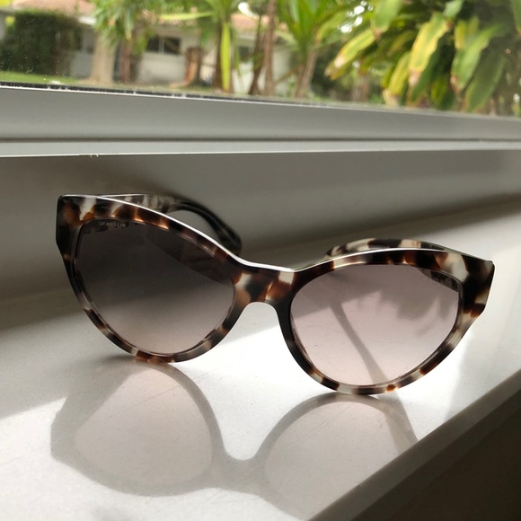 9d03a337b44d Prada tortoise frame sunglasses. M 5b09526a5512fd96d9a5657b. Other  Accessories ...